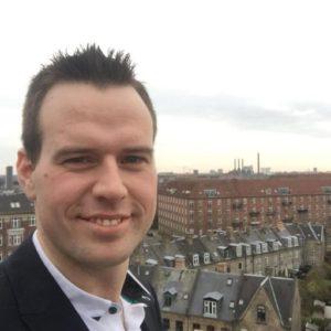 Jonas Plesner Grøn-Iversen som er Netværk Marketing Ekspert